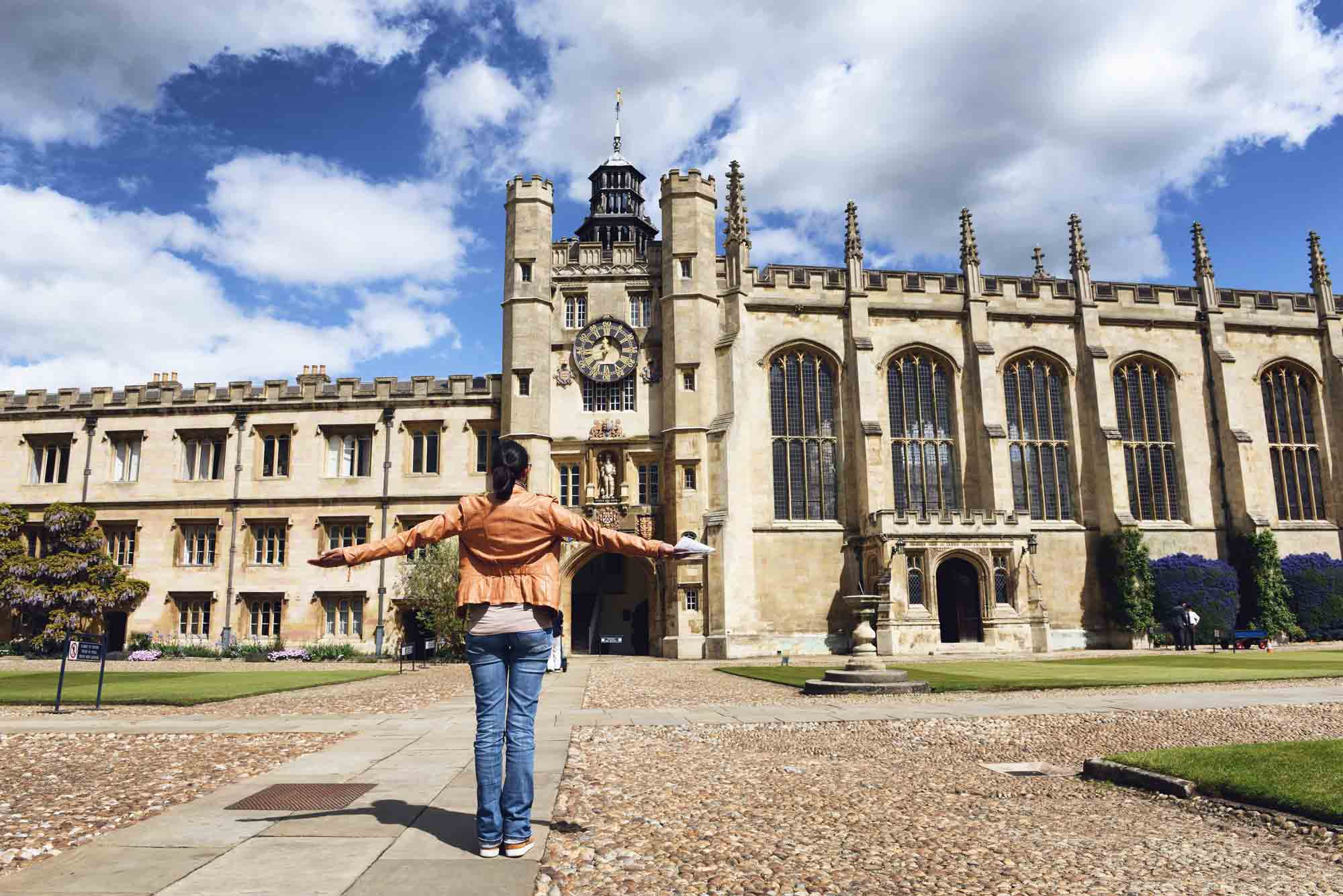 Cambridge University Sightseeing
